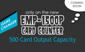 EMP-1500P Automatic Card Counter