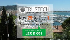 Trustech 2016 Cannes, France